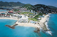 Flamingo beach resort, St. Maarten
